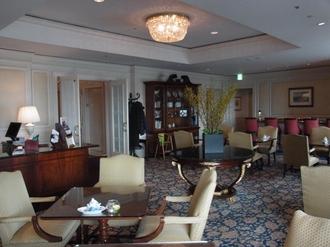 リッツ・34階クラブフロア.JPG