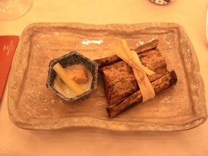 目鯛の竹皮包み焼き.JPG