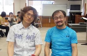 大谷先生&広瀬先生.JPG